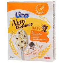 Lino Nutri Balance Pahuljice zob i tamna čokolada 350 g