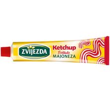 Zvijezda Ketchup i delikates majoneza 165 g