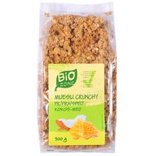 Bio Zone Muesli crunchy pir, med i kokos 300 g