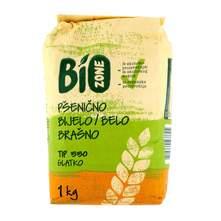 Bio Zone Brašno pšenično glatko tip 550 1 kg