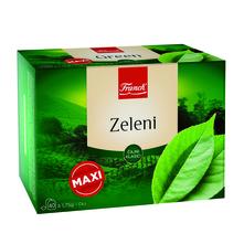 Franck Čaj zeleni maxi 70 g