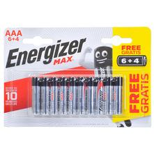Energizer Max Baterije AAA-LR03 10/1
