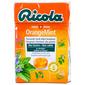 Ricola Tvrdi biljni bomboni orange mint 40 g