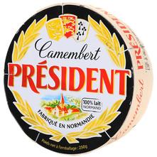 President Camembert meki sir 250 g