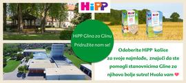 HiPP Glina za Glinu!