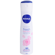 Nivea Fresh Dezodorans rose touch 150 ml