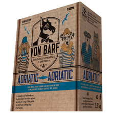 Von Barf Adriatic Hrana za pse 10x250 g