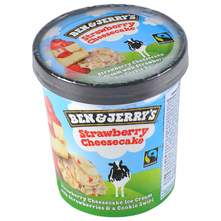 Ben&Jerry  Sladoled strawberry CH CK 500 ml