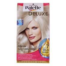 Palette Deluxe 230 bijelo zlatno plava boja za kosu