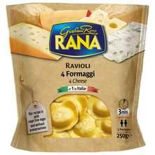 Ravioli sa 4 vrste sira 250g Rana