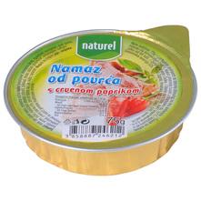 Naturel Namaz od povrća s crvenom paprikom 75 g