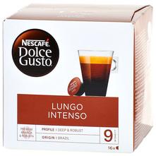 Nescafe Dolce Gusto Lungo Intenso kava, 16 kapsula, 144 g