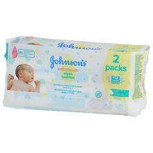 Johnson's Cottontouch Vlažne maramice 2x56 kom