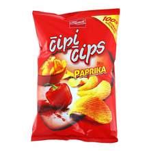 Čipi čips paprika 150 g