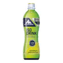 Multipower Iso Drink grapefruit lime 500 ml