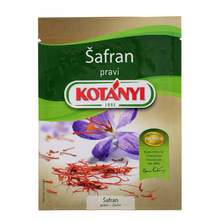 Kotanyi Šafran 0,12 g