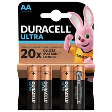 Duracell Ultra Baterije AA LR6 MX1500 4/1