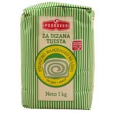 Podravka pšenično namjensko brašno za dizana tijesta 1 kg