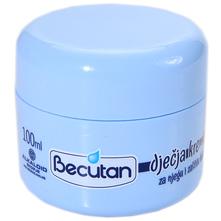 Becutan Dječja Krema za njegu i zaštitu kože 100 ml
