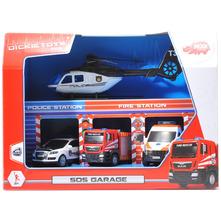 Dickie Toys SOS garaža igračka