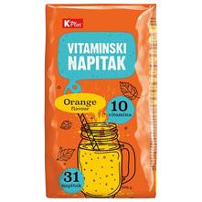 K Plus Vitaminski napitak okus naranča 500 g