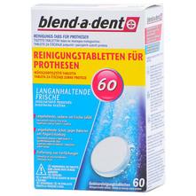 Blend-A-Dent Tablete za čišćenje zubnih proteza 60/1