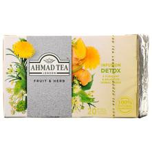 Ahmad Tea Infusion Detox čaj fruit&herb 40 g