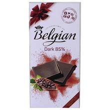 Belgian Čokolada dark 85% 100 g