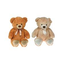 Plišani medvjed smeđi - bež 100 cm