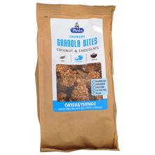 Merba Crunchy Granola Bites kokos čokolada 125 g