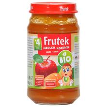 Frutek Bio Kašica jabuka i mrkva 190 g