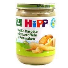 Hipp Kašica bijela mrkva i krumpir s pastrnjakom 190 g