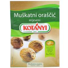 Kotanyi Muškatni oraščić mljeveni 18 g