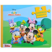 Disney Klub Mikija Mausa Slikovnica-slagalica