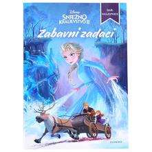 Disney Snježno kraljevstvo II Zabavni zadaci