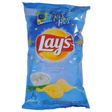Lay`s Čips vrhnje i bilje 140 g