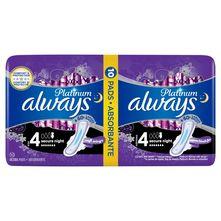 Always Platinum Secure Night Higijenski ulošci 10/1