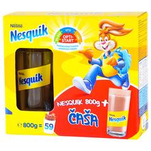 Nesquik Kakao 800 g+čaša