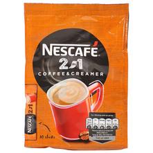 Nescafe 2in1 coffee&creamer 10x8 g