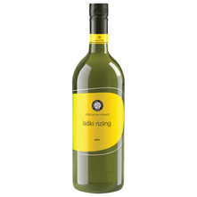 Jeruzalem Ormož Laški rizling Kvalitetno vino 1 l