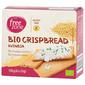 Free Zone Hrskave pločice kvinoja 150 g