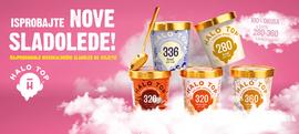 Najprodavaniji niskokalorični sladoledi na svijetu