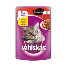 Whiskas Casserole Hrana za mačke govedina 85 g
