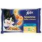 Felix Sensations Hrana za mačke riblji izbor 4x100 g