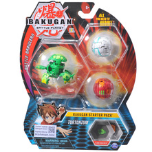 Bakugan Turtonium Starter set