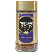Nescafe Gold Decaf Instant kava 200 g