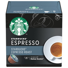 Starbucks Espresso Roast by Nescafe Dolce Gusto kava, 12 kapsula, 66 g