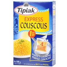 Tipiak Express Cous cous 4x100 g
