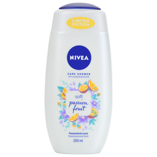 Nivea Soft Gel za tuširanje passion fruit 250 ml