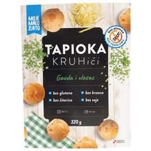 Moje malo zlato Tapioka kruhići gauda i vlasac bez glutena 320 g